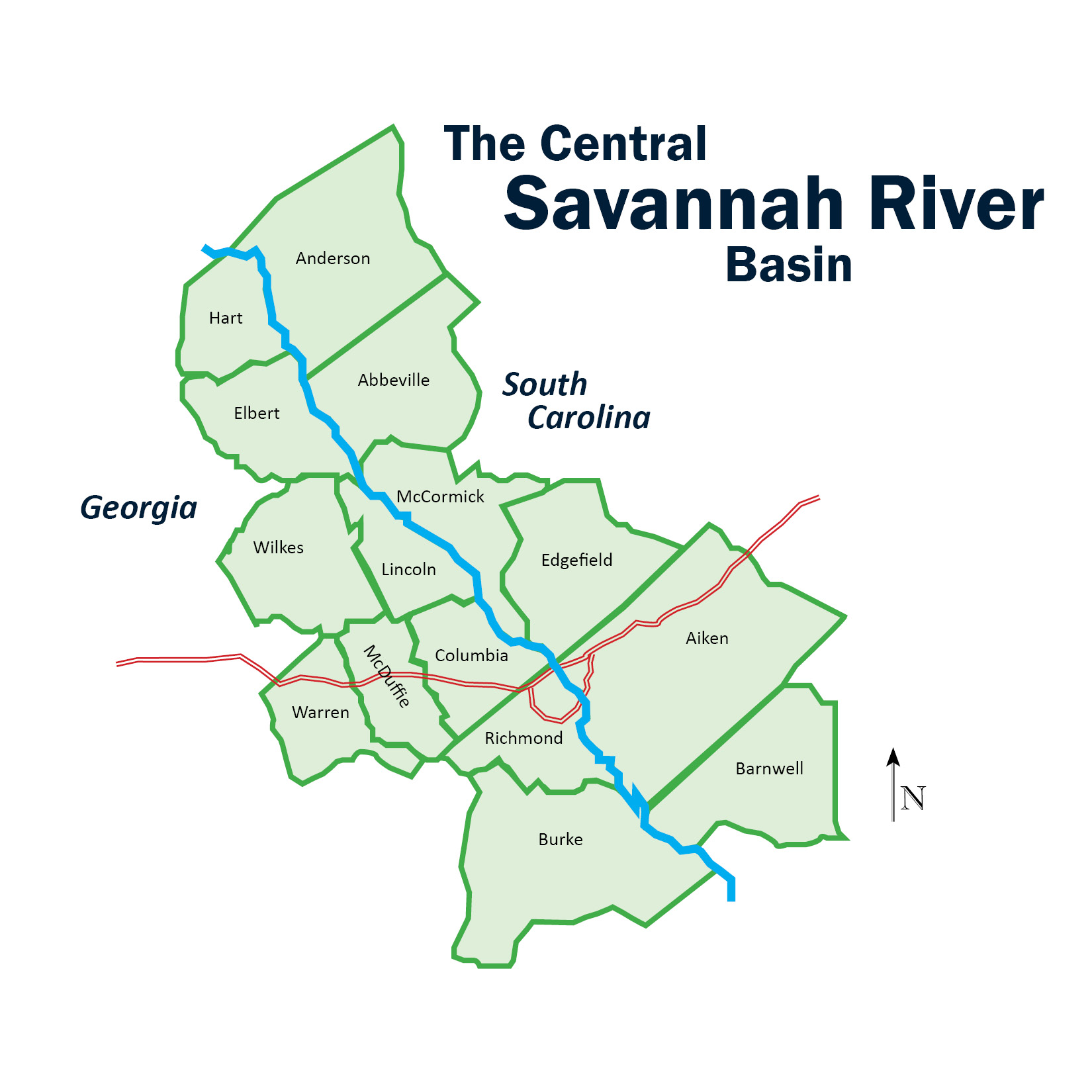 Landscapes The Central Savannah River Land Trust